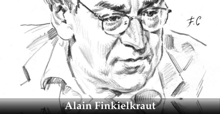 Finkielkraut Plays WithFire