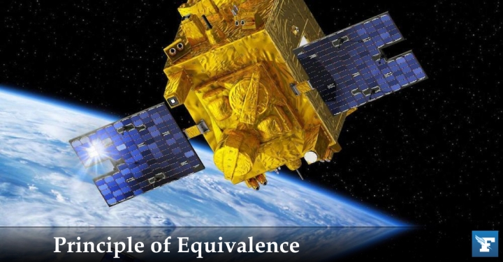 French Satellite Tests General Relativity