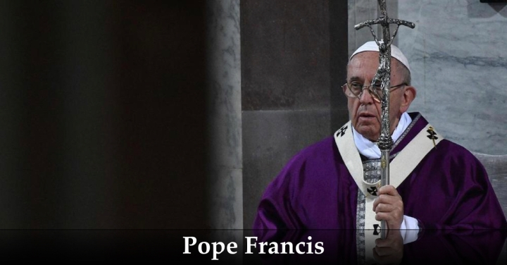 The Pope: Secularism isEssential