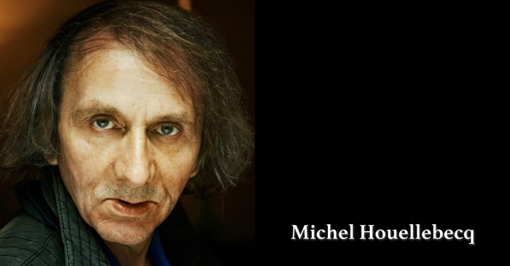 Michel Houellebecq in Berlin
