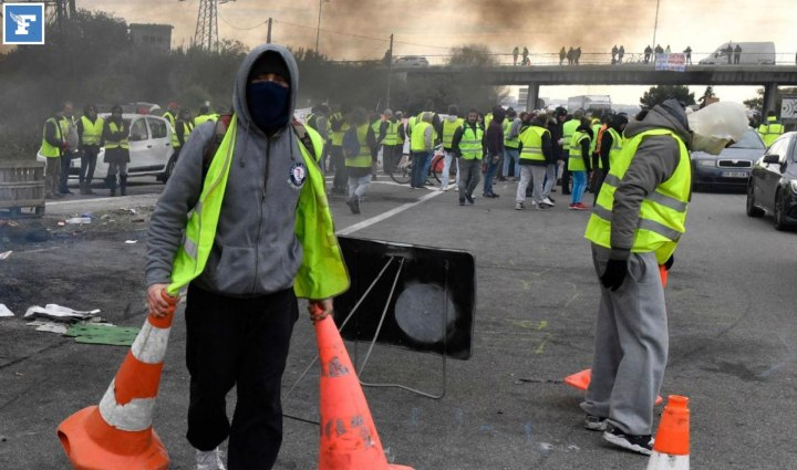 """Yellow Vests : The Demonstration at Place de la Concorde Will Be Prohibited"""